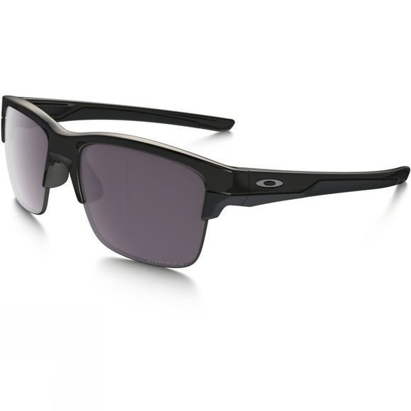 Oakley Thinlink Prizm Daily Polarised Sunglasses Polished Black/Prizm Daily Polarized