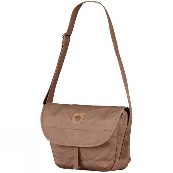 Fjallraven Greenland Shoulder Bag Small Dark Sand