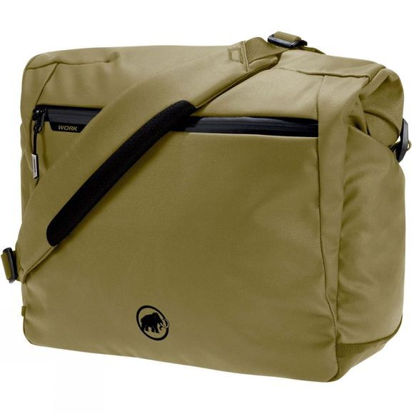 Mammut Seon Messenger 14L Shoulder Bag Olive