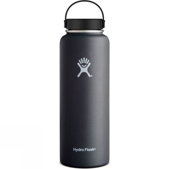 Hydro Flask Wide Mouth 40oz Black