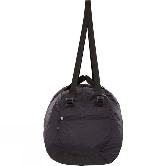 The North Face Flyweight Duffel TNF Black/Asphalt Grey