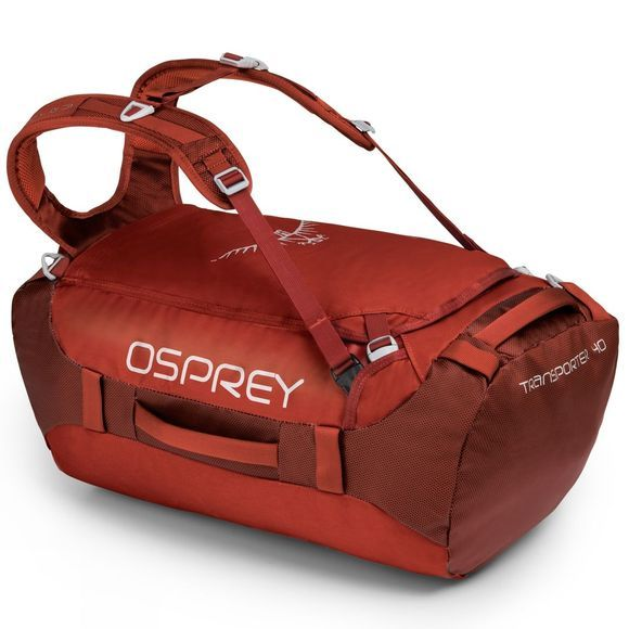 Osprey Transporter 40 Ruffian Red