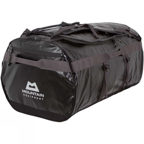 Mountain Equipment Wet & Dry Kit Bag II 70L Black/Shadow Grey/Silver