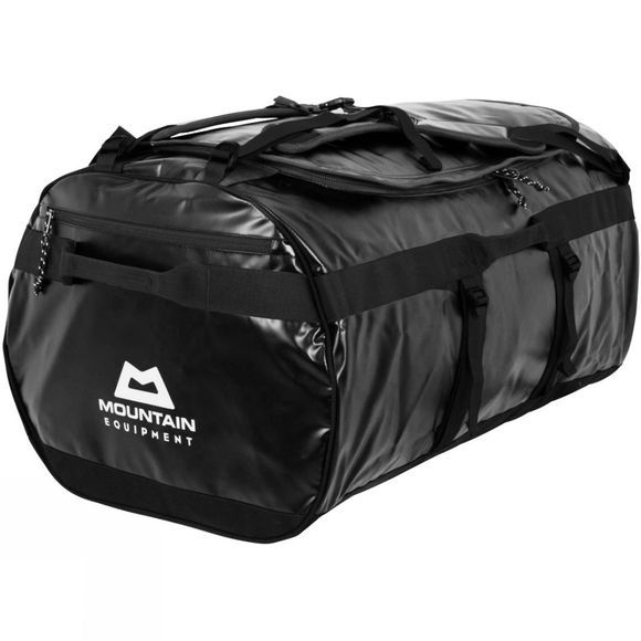 Mountain Equipment Wet & Dry Kit Bag 140L Black/Black/Silver
