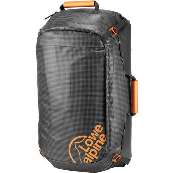 Lowe Alpine AT 120 Kit Bag Anthracite / Tangerine