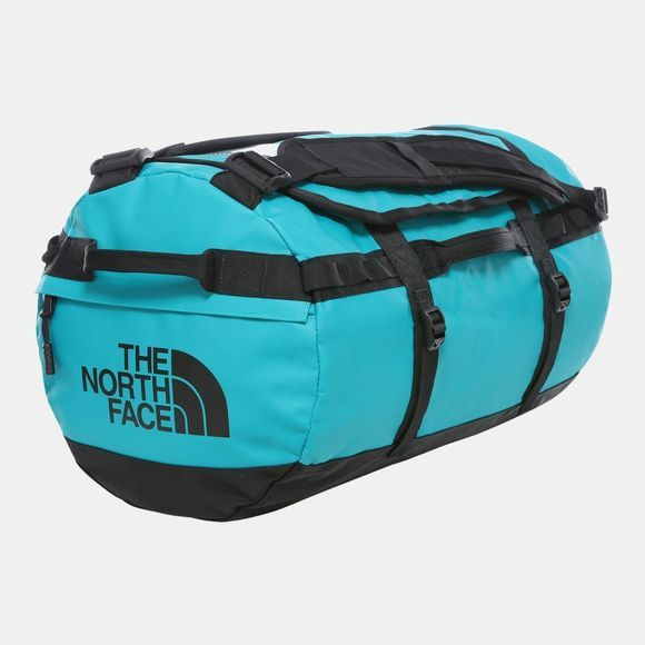 The North Face Base Camp Duffel - S Fanfare Green/TNF Black