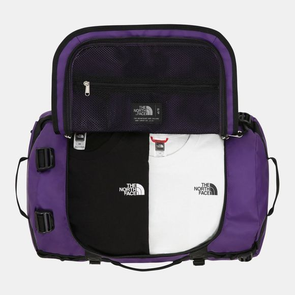 The North Face Base Camp Duffel - S Hero Purple/TNF Black