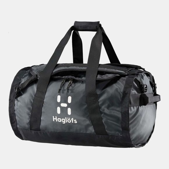 Haglofs Lave 70 Duffle Bag True Black