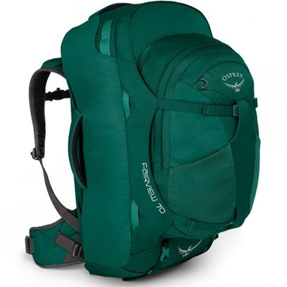 Osprey Fairview 70 Rucksack Rainforest Green