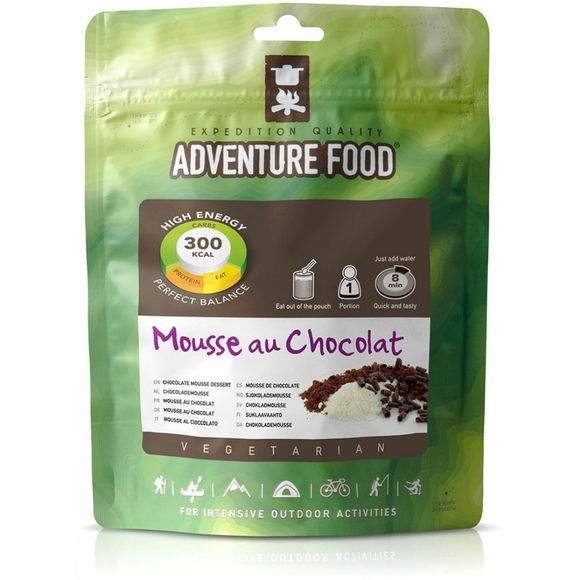 Adventure Food Chocolate Mousse No Colour