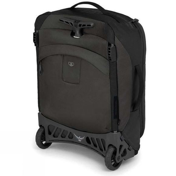 Osprey Rolling Transporter Global Carry-On 30 Travel Bag Black