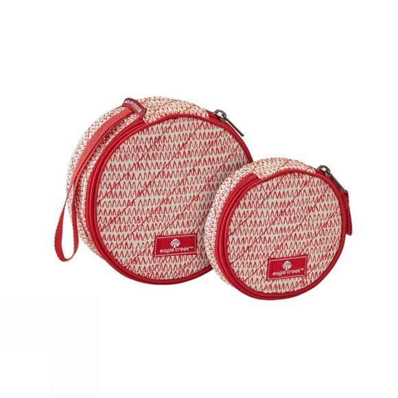 Eagle Creek Pack-It Original Quilted Circlet Set Repeak Red