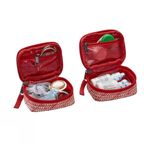 Eagle Creek Pack-It Original Quilted Mini Cube Set Repeak Red