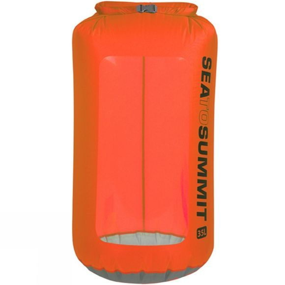 Sea to Summit Ultra-Sil View Dry Sack 13L Orange