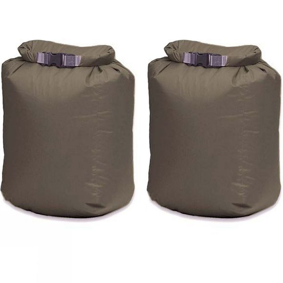 Exped Rucksack Pocket Liners 2 x 13L Olive