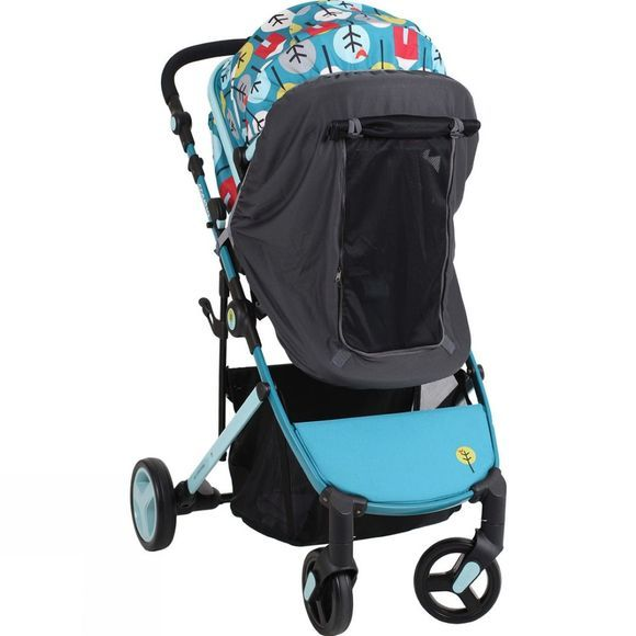 LittleLife Buggy Blackout One Colour