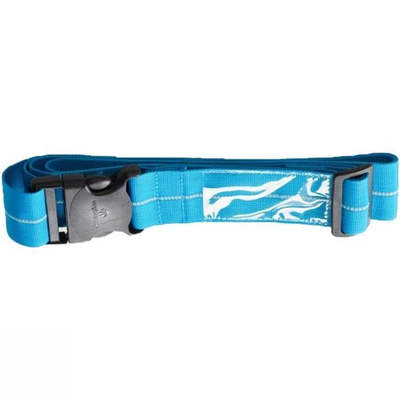 Eagle Creek Reflective Luggage Strap Brilliant Blue
