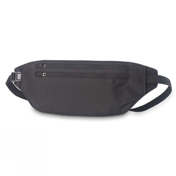 Lifeventure Vent Hydroseal Body Wallet - Waist Black