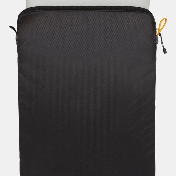 The North Face Flyweight Laptop Sleeve 13in Asphalt Grey/TNF Black