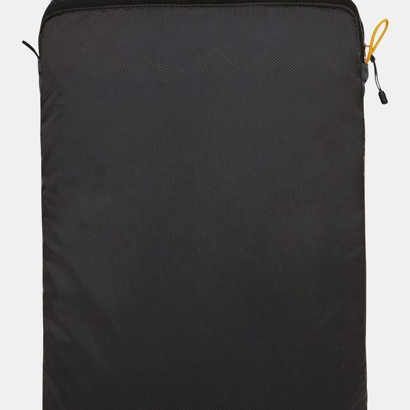 The North Face Flyweight Laptop Sleeve 15in Asphalt Grey/TNF Black