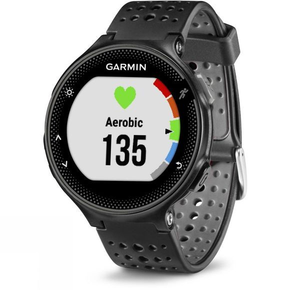 Garmin Forerunner 235 GPS Watch Black & Grey
