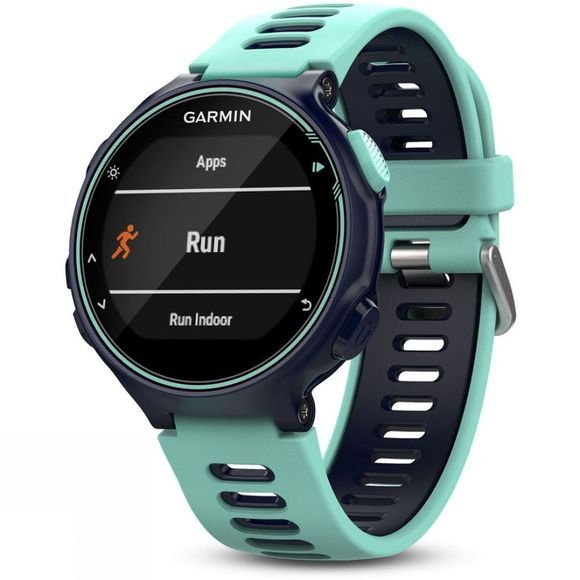 Garmin Forerunner 735XT Running Watch with Heart Rate Monitor  Midnight Blue/Frost Blue