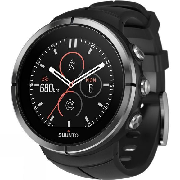 Suunto Spartan Ultra GPS Watch Black