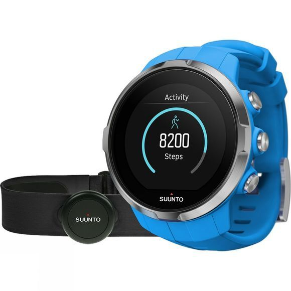 Suunto Spartan Sport HR GPS Watch Blue