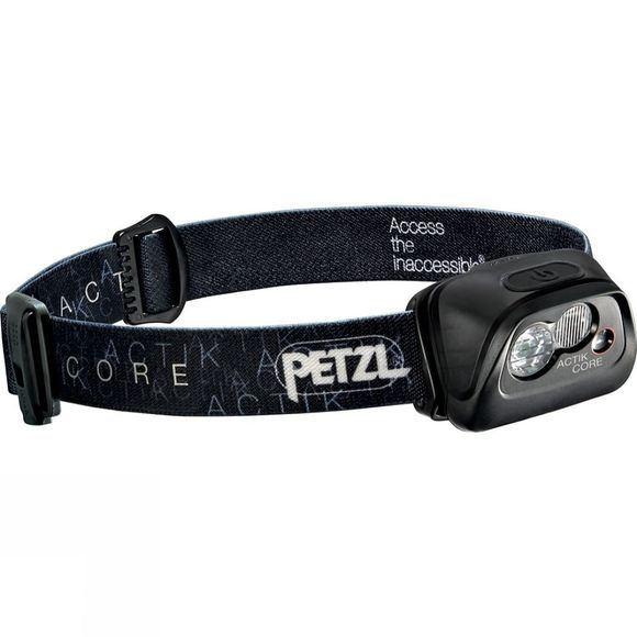Petzl Actik Core Headlamp Black