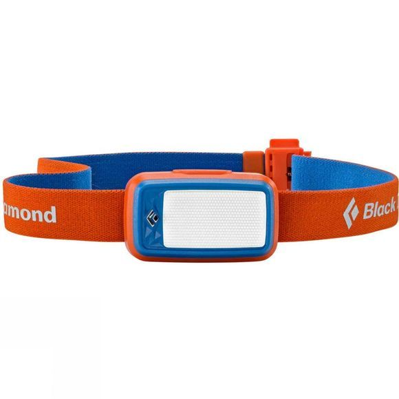 Black Diamond Kids Wiz Headtorch Vibrant Orange