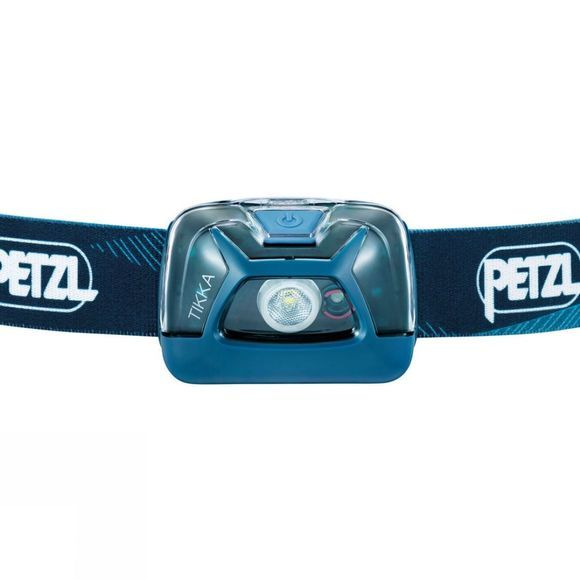 Petzl Tikka 300L Headtorch Blue