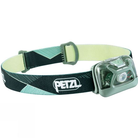 Petzl Tikka 300L Headtorch Green
