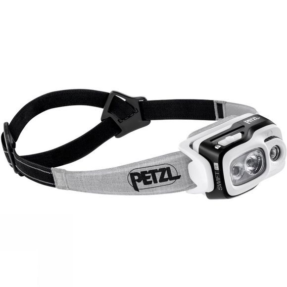 Petzl Swift RL 900L Headtorch Black