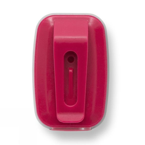 Silverpoint Clip Light 25L Mid Pink/Mid Pink