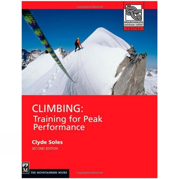 Mountaineers Outdoor Climbing - Training For Peak Performance No Colour