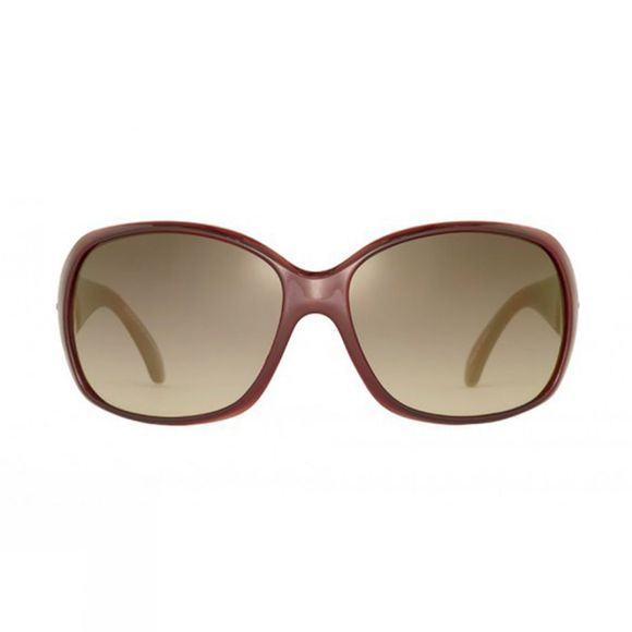 Sinner Amos Sunglasses Matt Dk Brown/Brown Grad