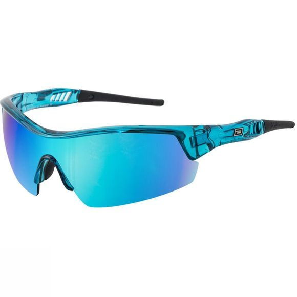 Dirty Dog Edge Sunglasses Crystal Blue/Blue Fusion