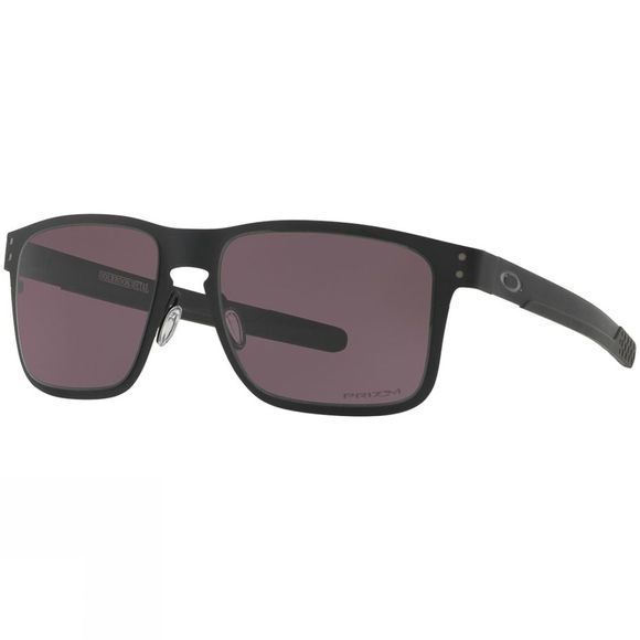 Oakley Holbrook Metal Sunglasses Matt Black/Prizm Grey