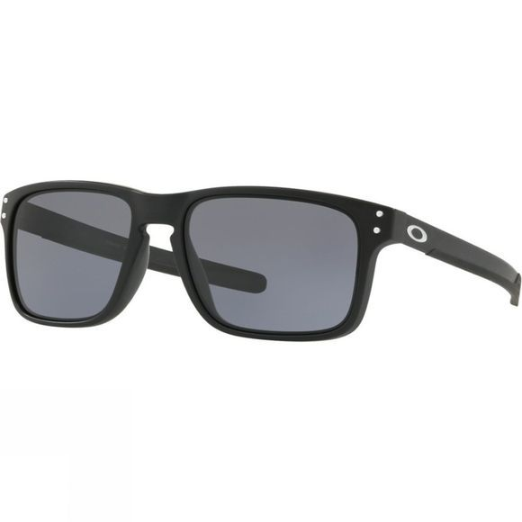 Oakley Holbrook Mix Sunglasses Matt Black/Grey