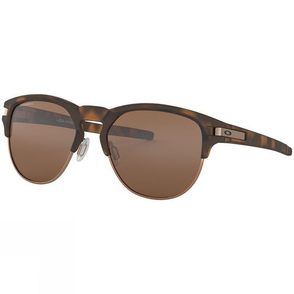 Oakley Latch Key Matt brown Tortoise/ Prizm Tungsten