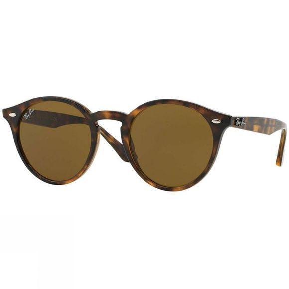 Ray Ban RB2180 Sunglasses Dark Havana/ Dark Brown