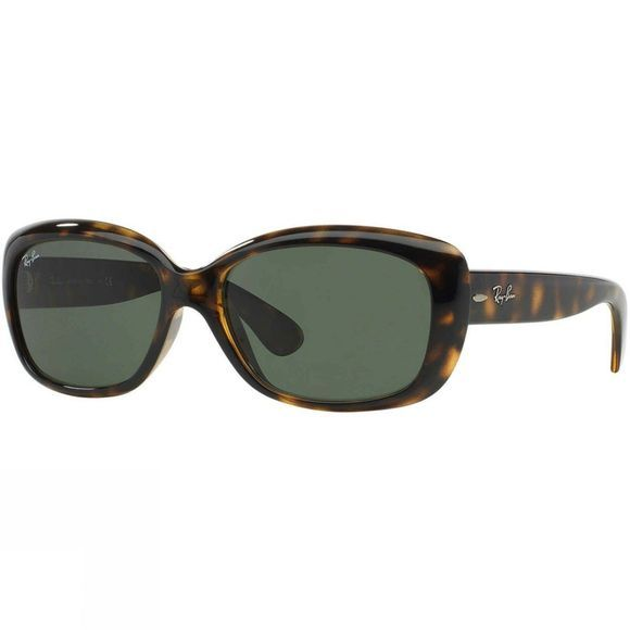 Ray Ban Jackie Ohh Sunglasses Light Havana/ Crystal Green