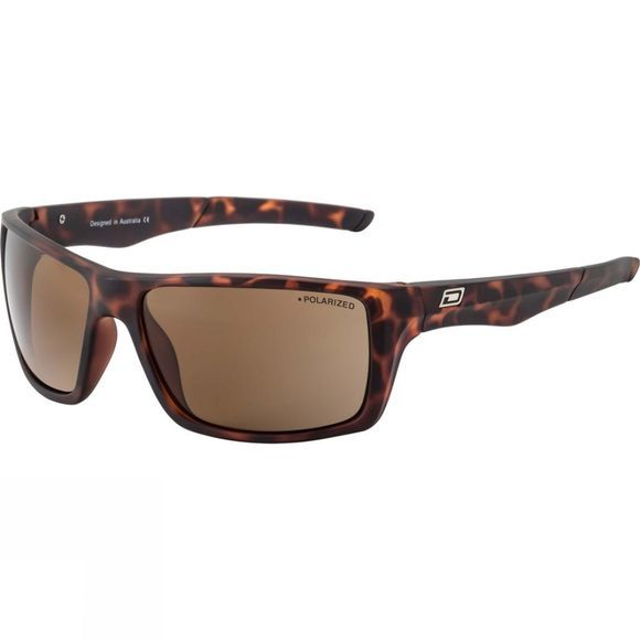Dirty Dog Primp Sunglasses Brown Tort/Brown Polarised