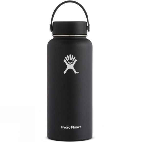Hydro Flask Wide Mouth 32oz Black