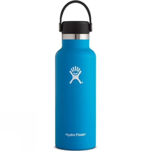 Hydro Flask Standard Mouth 18oz with Flex Cap Pacific