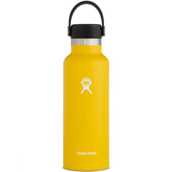 Hydro Flask Standard Mouth 21oz with Flex Cap Sunflower