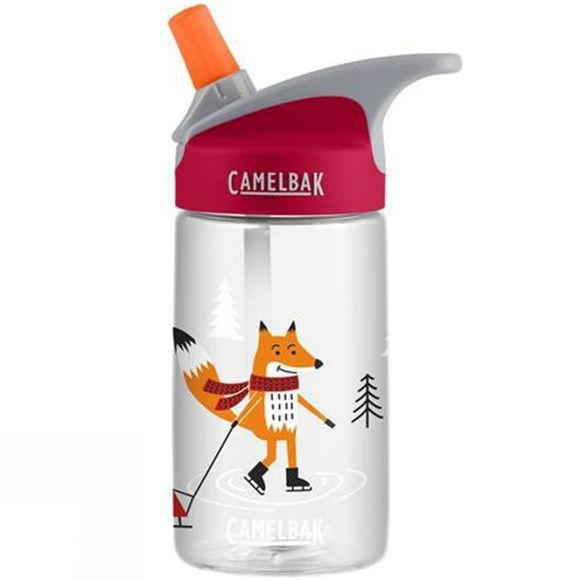 CamelBak Kids Eddy Bottle 400ml Foxes on Ice