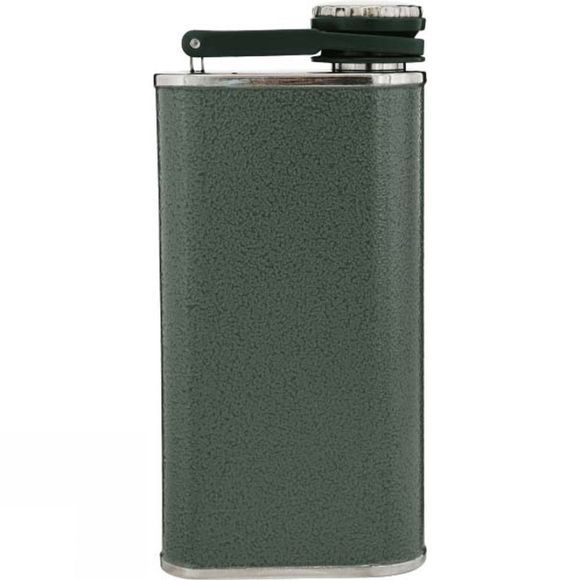 Stanley  Classic Easy-Fill Wide Mouth Flask 230ml Hammertone Green