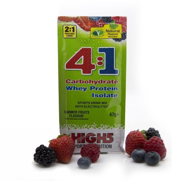 High 5 High5 4:1 Energy Source 47g Sachet - Summer Fruits No Colour