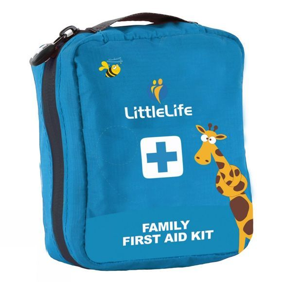 LittleLife Mini First Aid Kit Blue